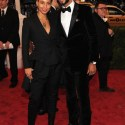 alicia keys and swizz beatz met gala 2012