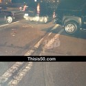 50 Cent in car  accident 4