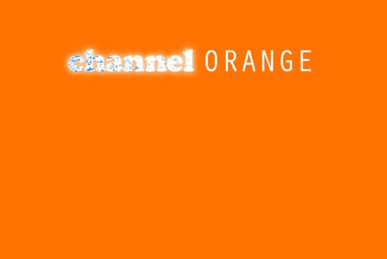 channel orange artwork