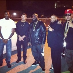 meek mill rick ross drake french montana