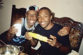 frank ocean and tyler the creator