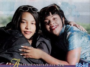 aaliyah and lil kim