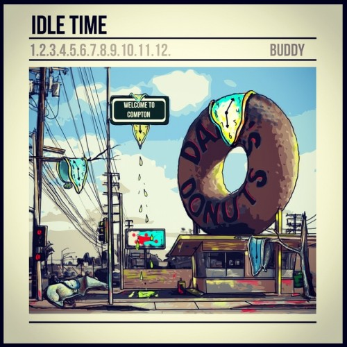 buddy idle time cover