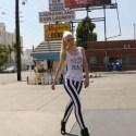Iggy Azalea x Dim Mak Lookbook 5