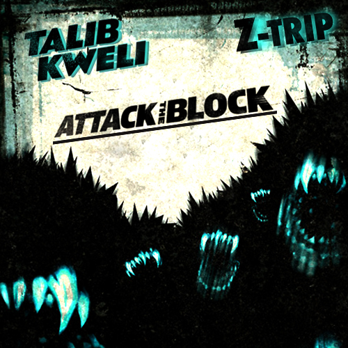 talib kweli attack the block z-trip