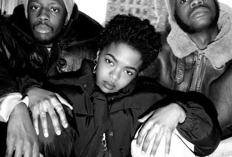 wyclef and lauryn hill pras michele the fugees