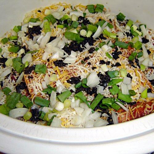 Crockpot Enchiladas