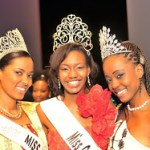 Fifi , Fatima & Ary (Visiting Queen from Guinea)