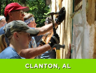 Clanton, AL – July 17-23, 2016