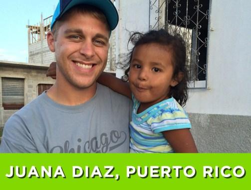 Juana Diaz, Puerto Rico – July 16-23, 2016