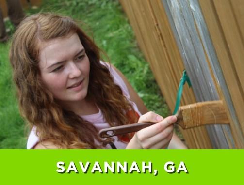 Savannah, GA – June 12-18, 2016