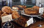 Some of Tartine Bakery's menu items