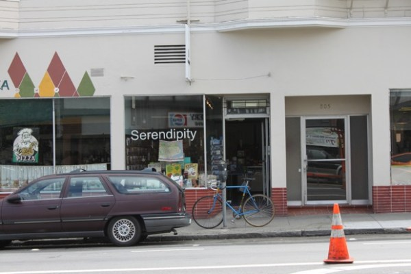 803 Valencia. Now Serendipity.