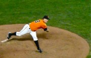 Matt Cain in synch