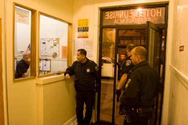 Long nights, plenty of policing in a diverse neighborhood, and a different experience every day enrich the complex fabric of life in the SFPD Mission Station.