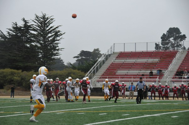 McFarland is wide open, and the Bears end up in the red zone.