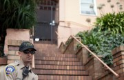 """The San Francisco Medical Examiner's office and the Animal Care and Control department were on the scene on the 900 block of Guerrero Street to investigate what police are calling a """"mysterious death."""""""