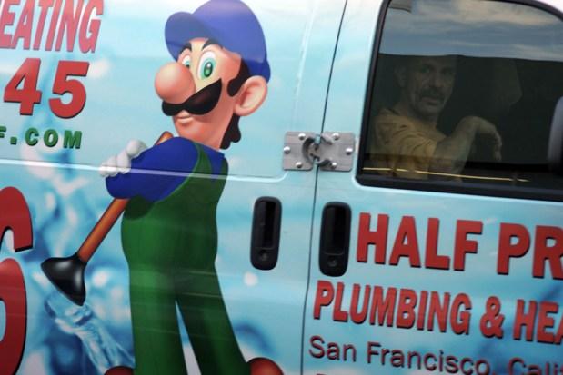 Luigi, The Plumber