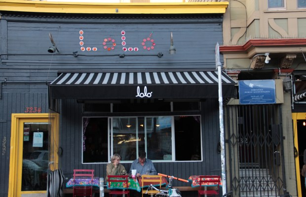 Loló on 22nd Street.