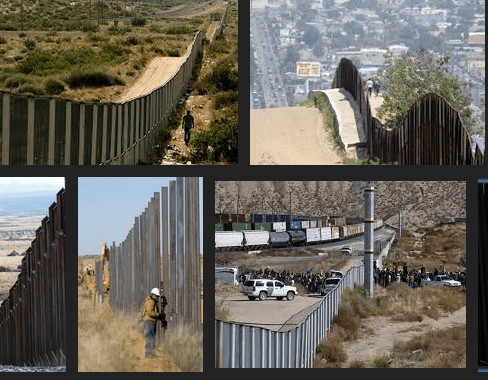 Google search image for 'border Mexico USA'.