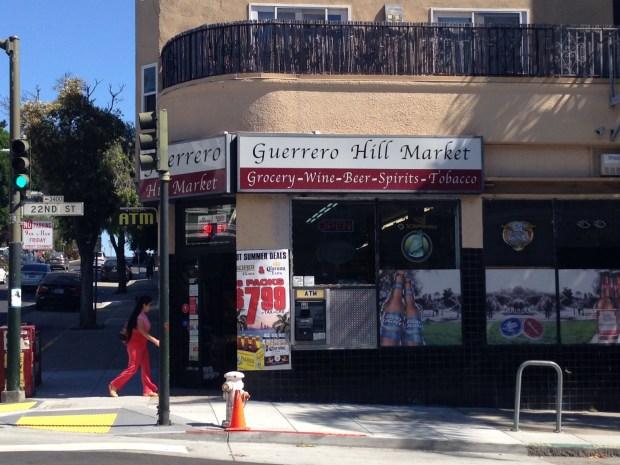 Guerrero Hill Market.