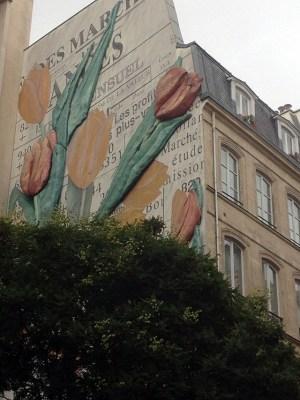 Near the Palais Royal.