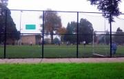 Sunday morning soccer at Garfield Park. Photo by Lydia Chávez