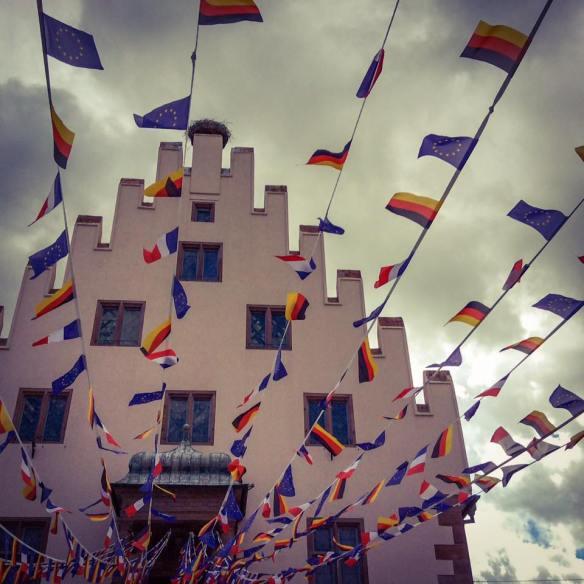 MissKittenheel Selestat Eurocup Flags