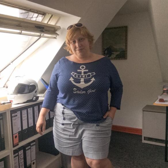 misskittenheel lindybop coco stripes shorts sheego sailor top 03
