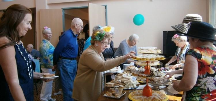 Chartwell Tea Fundraiser