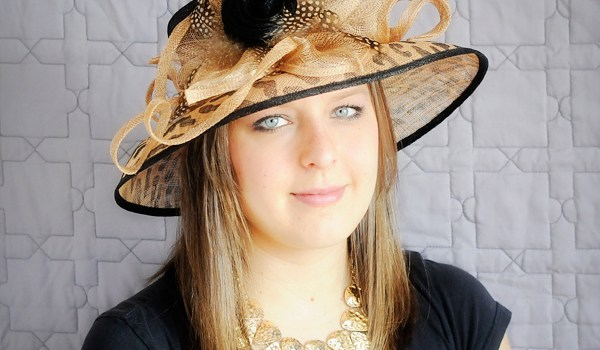 Friday Feature | Animal Print Hat