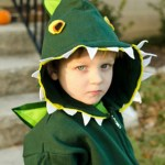 Kid's Dinosaur Costume