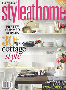 AUGUST 2013 | Style at Home