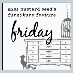 furniture feature friday | favorites & link party