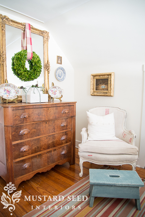 guest room | miss mustard seed