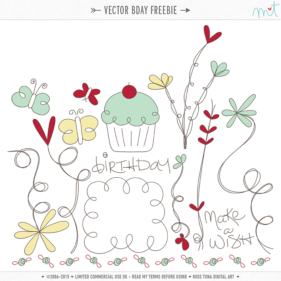Freebies vector images