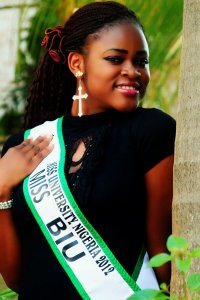 Miss Benson Idahosa University (Copy)