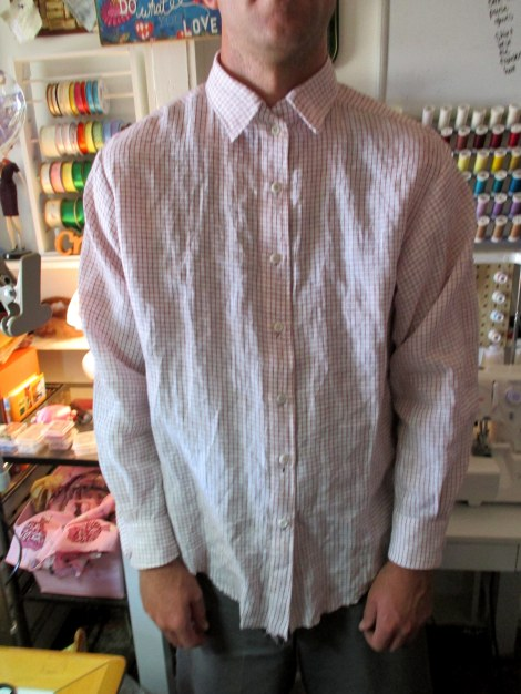 shirt muslin