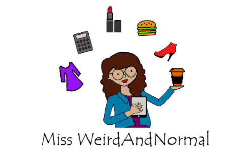 Miss Weird and Normal