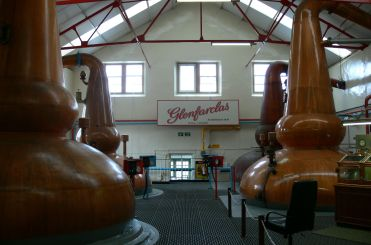 Glenfarclas Distillery