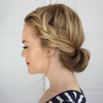 Braid 7-Tuck and Cover French Braid