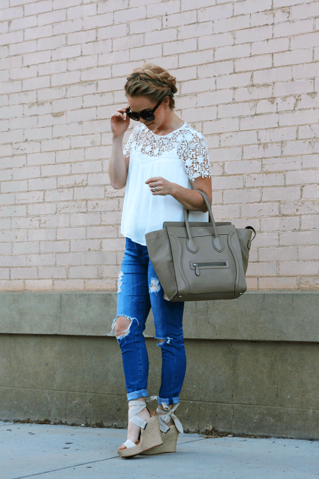 white-lace-crochet-fashion