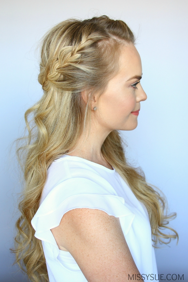 half-up-french-braids-hairstyles