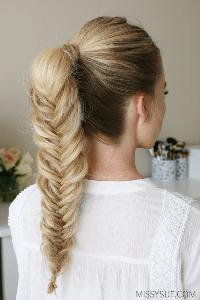 fishtail-ponytail-hairstyle