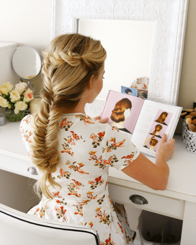 DIY Updos Knots and Twists in German