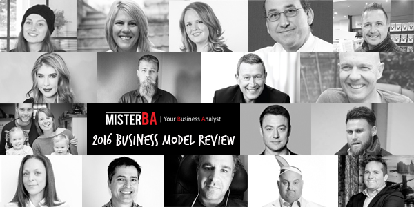 MBA 037:  2016 Business Models in Review
