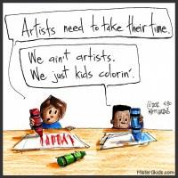 Mister G Kids @ 1 - Artists