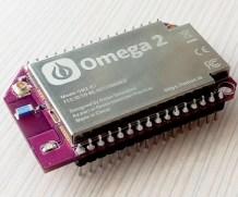 Omega2, Komputer IoT Dengan WiFi Seharga $5