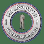 Mr. Kaplan logo