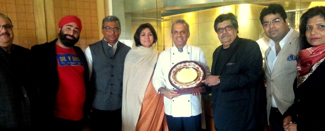 Dal makhni Hunt prize Distribution masala art Taj palace